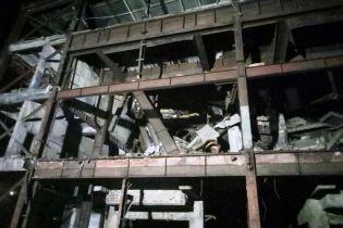 На фабрике возле Павлограда произошел обвал: погиб рабочий, еще один серьезно ранен