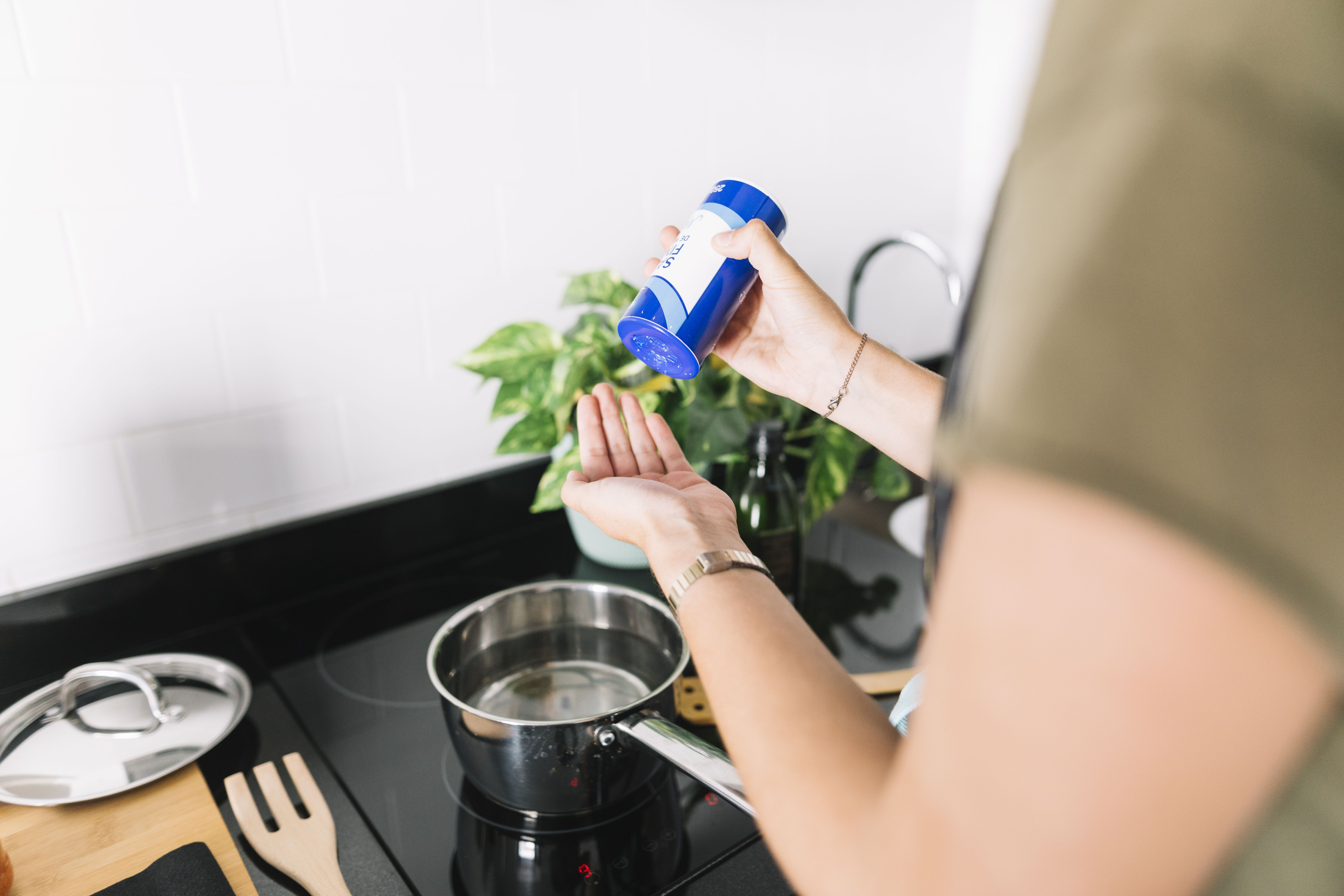 Сіль, кухня