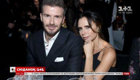Дэвид и Виктория Бекхэмы устроили свидание на концерте Барбары Срейзанд