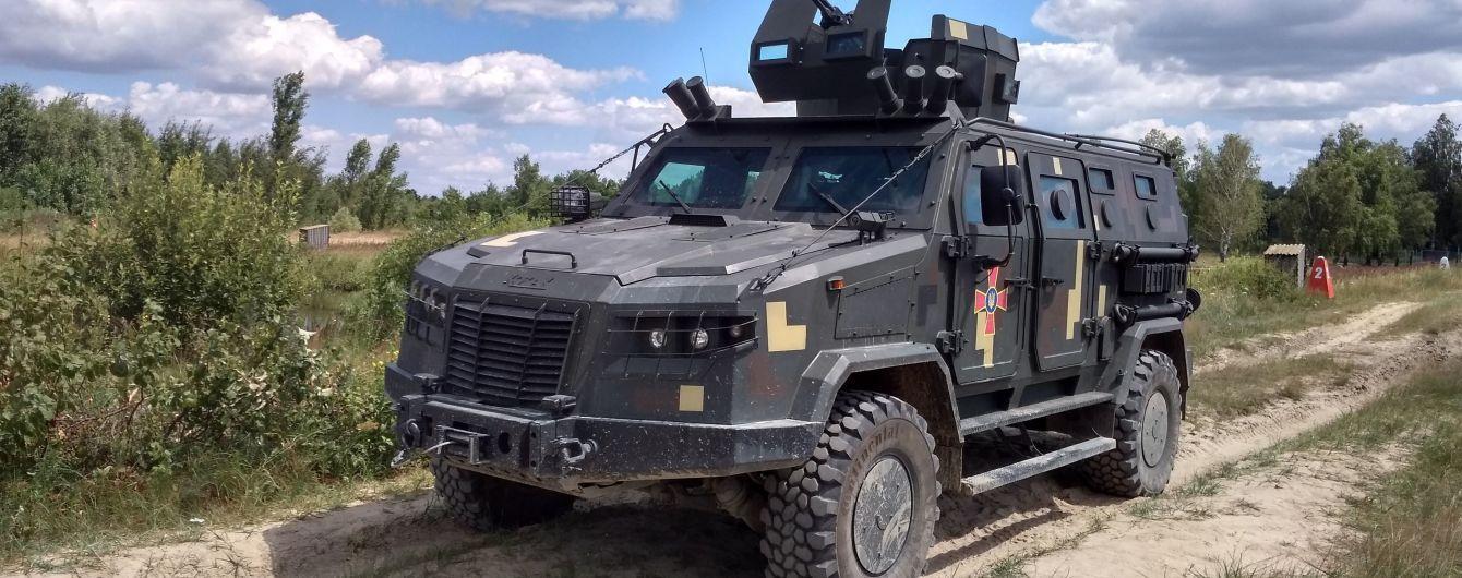 """Украинский броневик """"Козак-2М1"""" прошел полгода сверхсложных испытаний"""