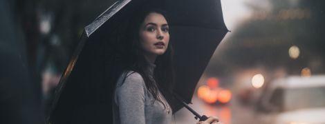 В Украине обещают дожди и грозы - прогноз погоды