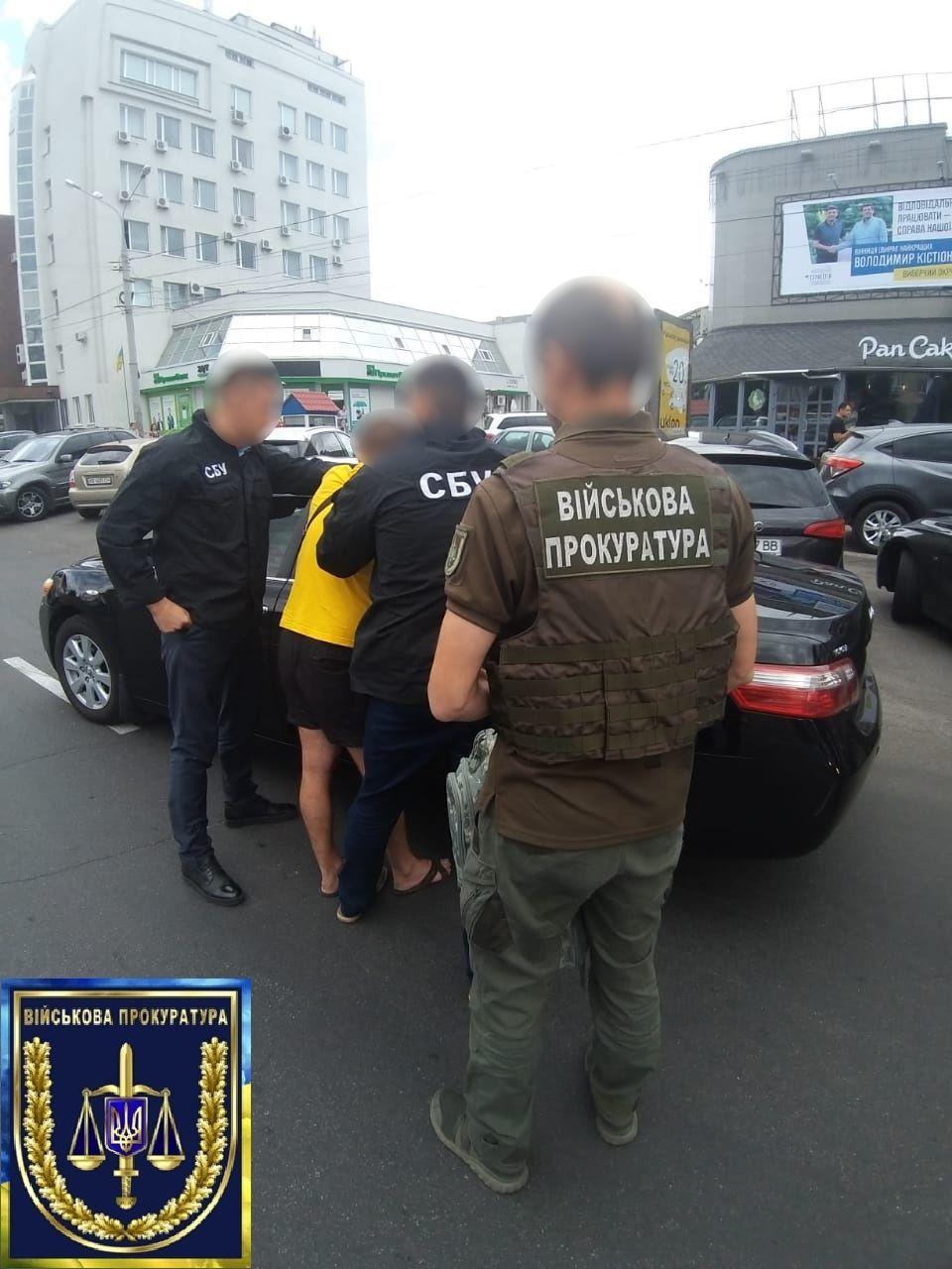 Хабар_поліцейський