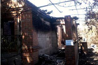 Боевики обстреляли мирный населенный пункт Водяное