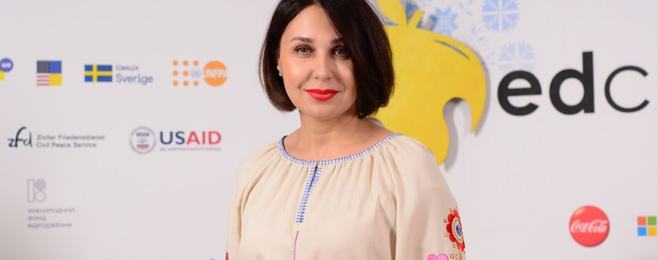 Наталия Мосейчук вдохновила тысячи учителей в Харькове на EdCamp Ukraine 2019
