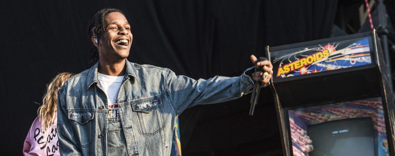 Организаторы Atlas Weekend впервые отреагировали на арест рэпера A$AP Rocky