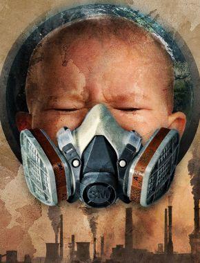 Інсульт та деменція. Як забруднене повітря впливає на організм людини