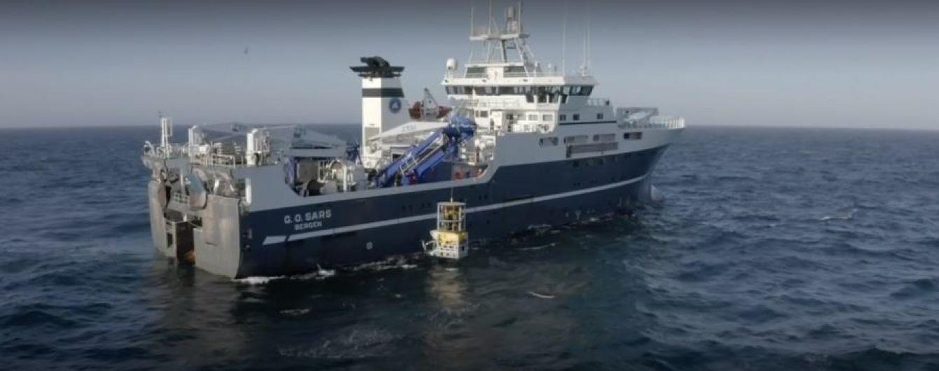 В Норвежском море обнаружили утечку радиации на месте катастрофы советской подводной лодки