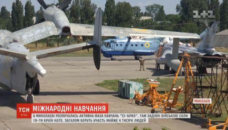 Военная спецоперация Международных объединенных сил продолжается на юге Украины