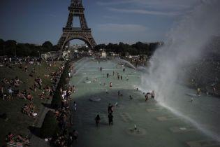 Чрезвычайную климатическую ситуацию объявили в Париже