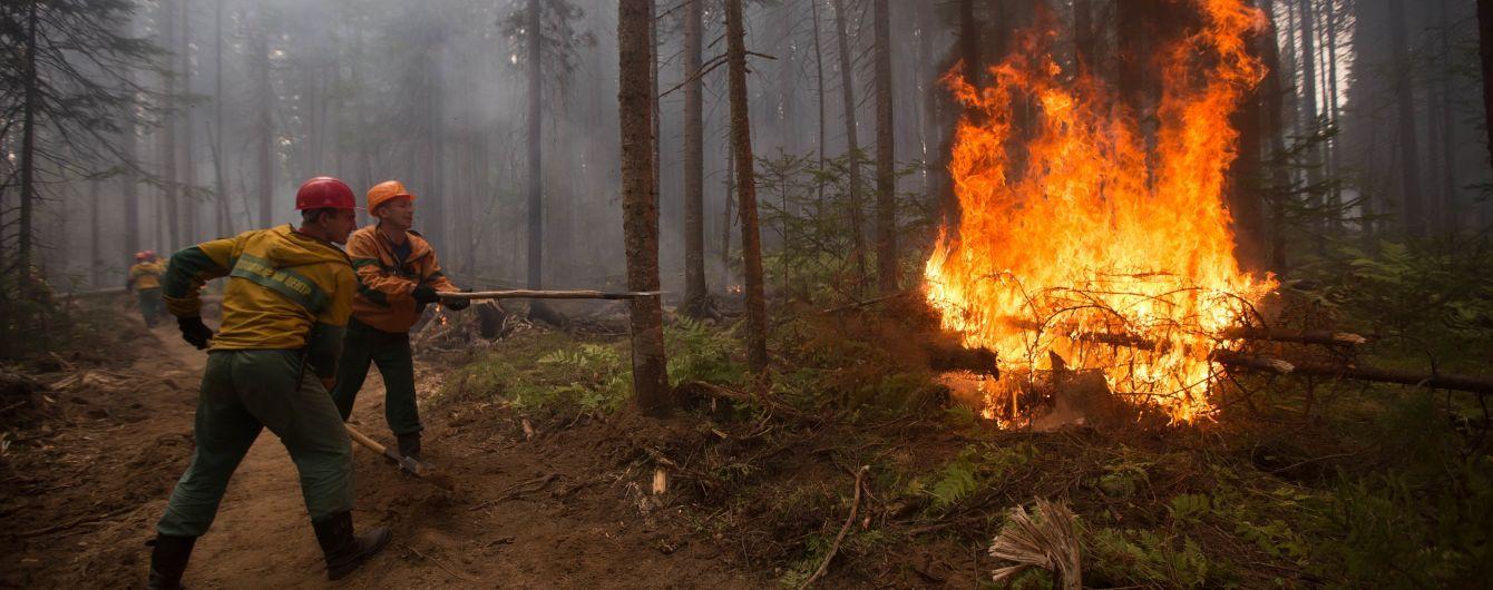 В России масштабно горит Сибирь – в регионе объявили чрезвычайное положение