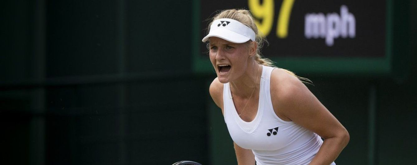 Ястремская претендует на престижную награду на Wimbledon