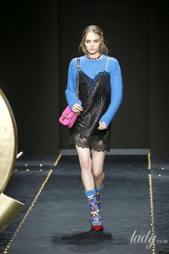 Коллекция Versace прет-а-порте сезона осень-зима 2019-2020_48