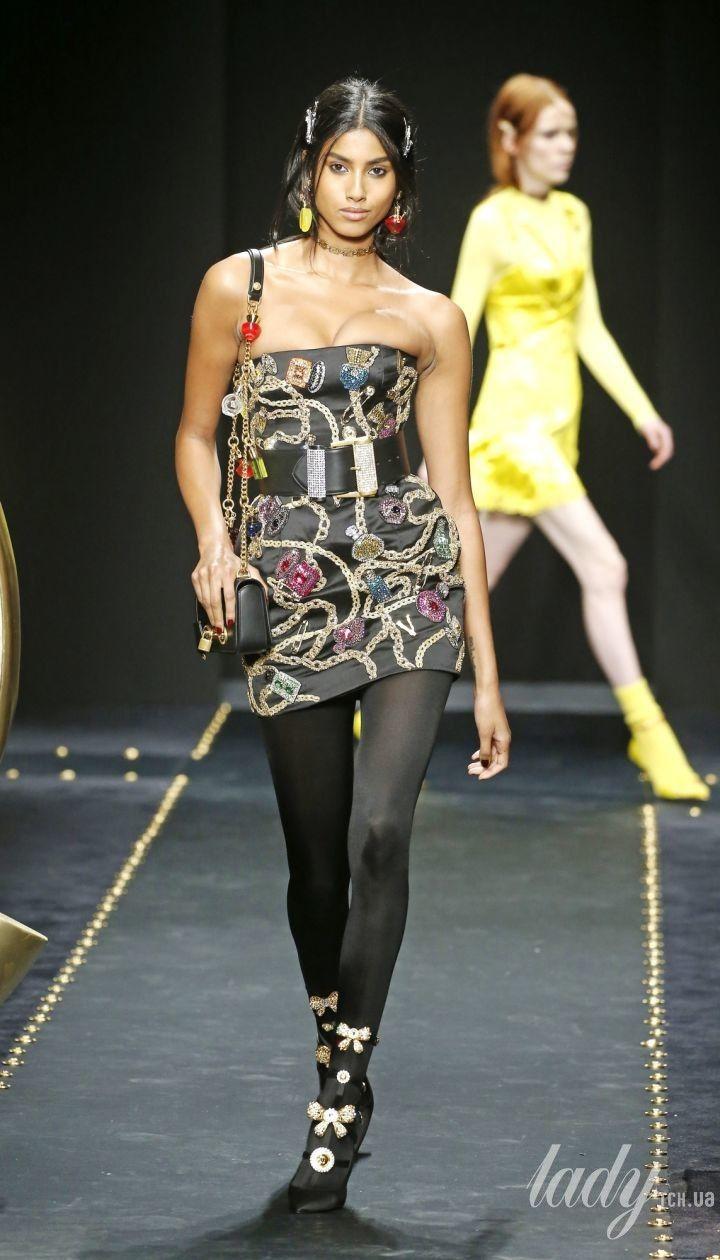 Колекція Versace прет-а-порте сезону осінь-зима 2019-2020