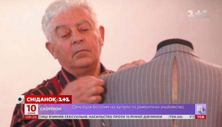 Мастер мужского костюма - звездная история модельера Михаила Воронина