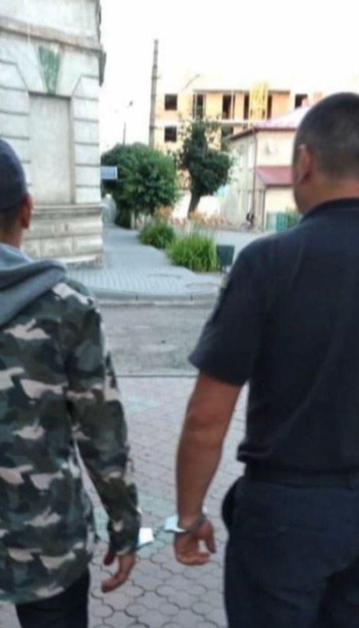 Полиция задержали минера, который сообщил о взрывчатке на украинско-польской границе