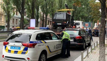 В Киеве по итогам июля водителей за неправильную парковку оштрафовали почти 11 млн гривен