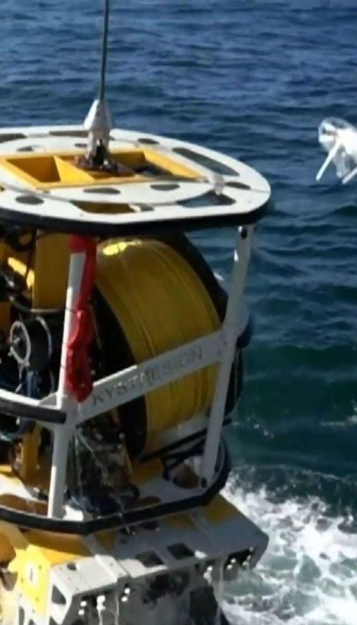 Норвезькі науковці зафіксували перевищення норми радіації у районі затонулої субмарини з СРСР