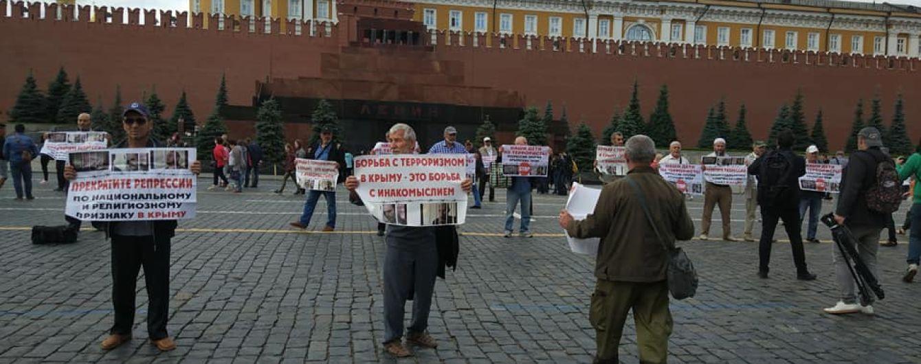 Цинічні знущання: у МЗС прокоментували масові затримання кримських татар у Москві