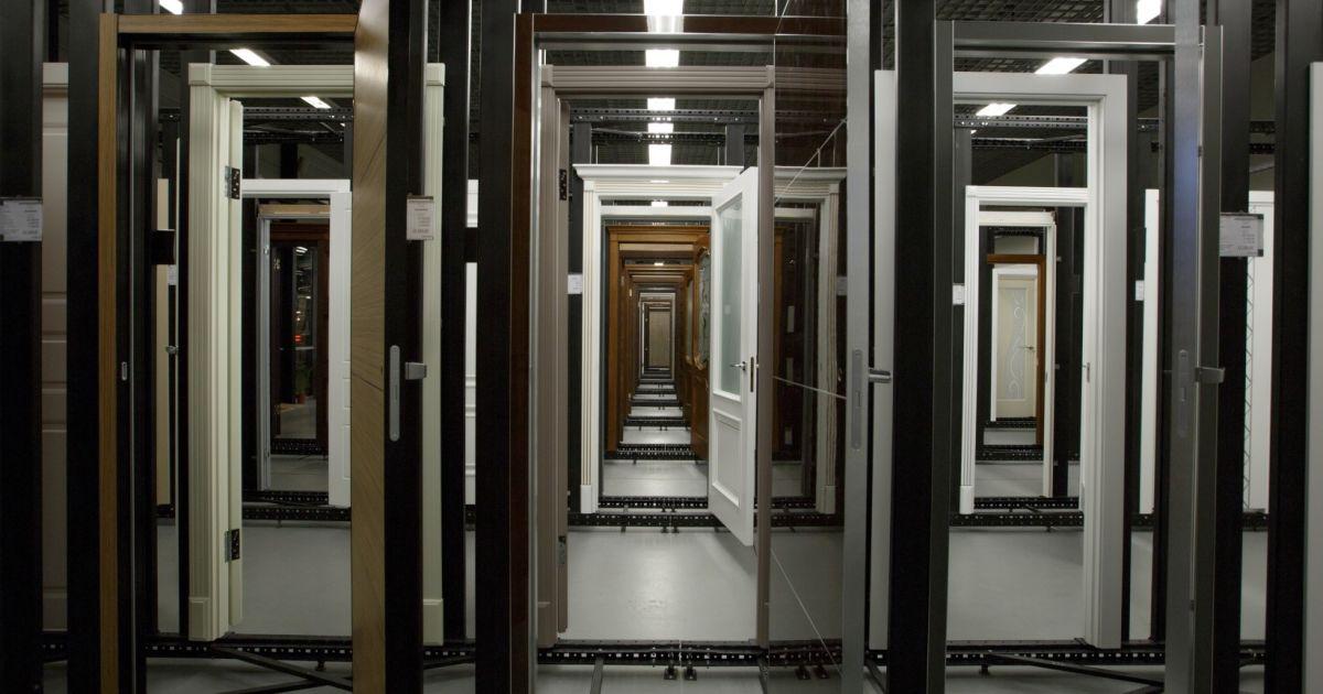 12 рядів дверей - де в Києві дверей більше?