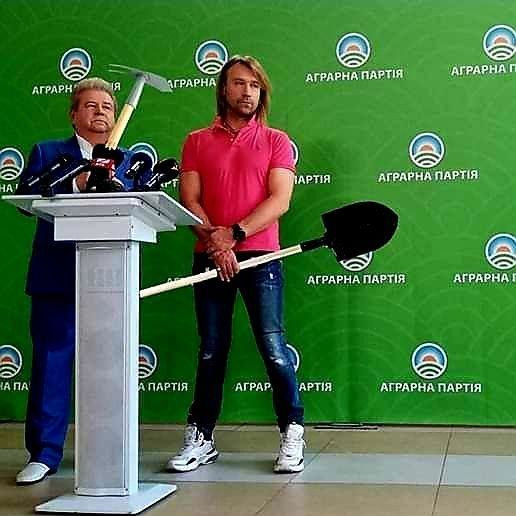 Олег Винник та Михайло Поплавський