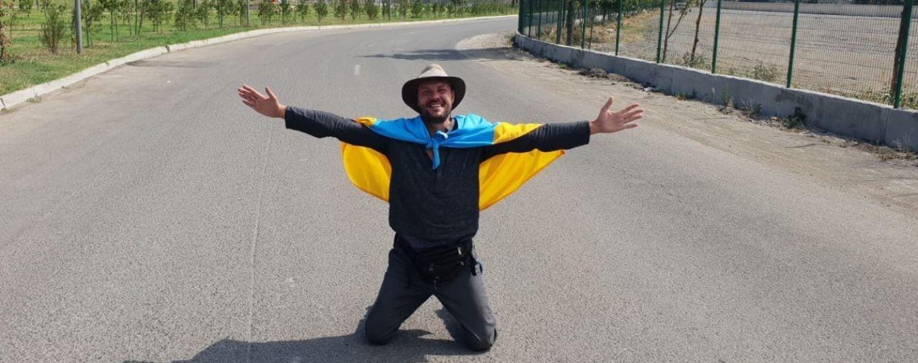 Задержанного в Иране за съемку дроном украинца освободили из тюрьмы