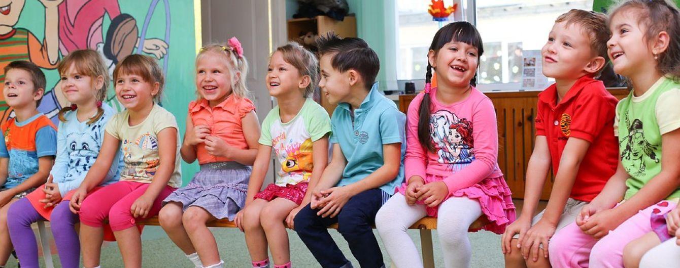 Уряд дозволив відкривати дитсадки без власних харчоблоків і медпрацівників