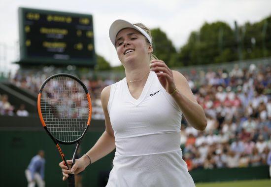 Світоліна перед US Open увірвалася до топ-5 тенісисток планети