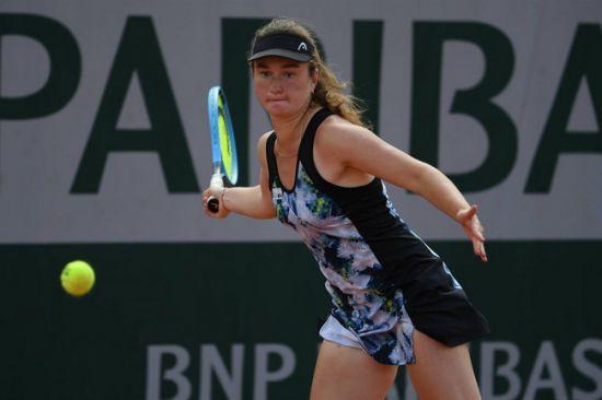 Українська тенісистка вийшла до чвертьфіналу юніорського Wimbledon