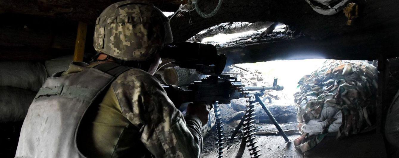 Во время 16 обстрелов боевики убили и ранили украинских бойцов. Ситуация на Донбассе