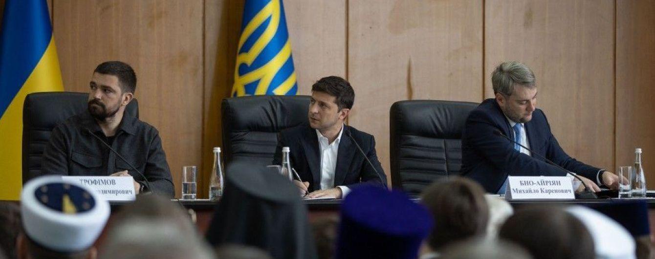 """Сварка з чиновником і суперечка з мером: Зеленський """"наробив шороху"""" в Борисполі"""