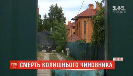 На Одещині знайшли повішеним у підвалі власного будинку ексголову РДА