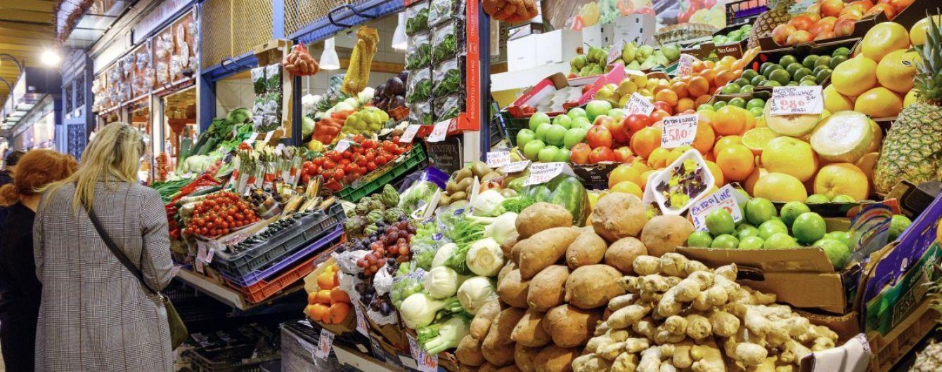 В Украине снизилась инфляция. В Госстате рассказали, что происходит с ценами