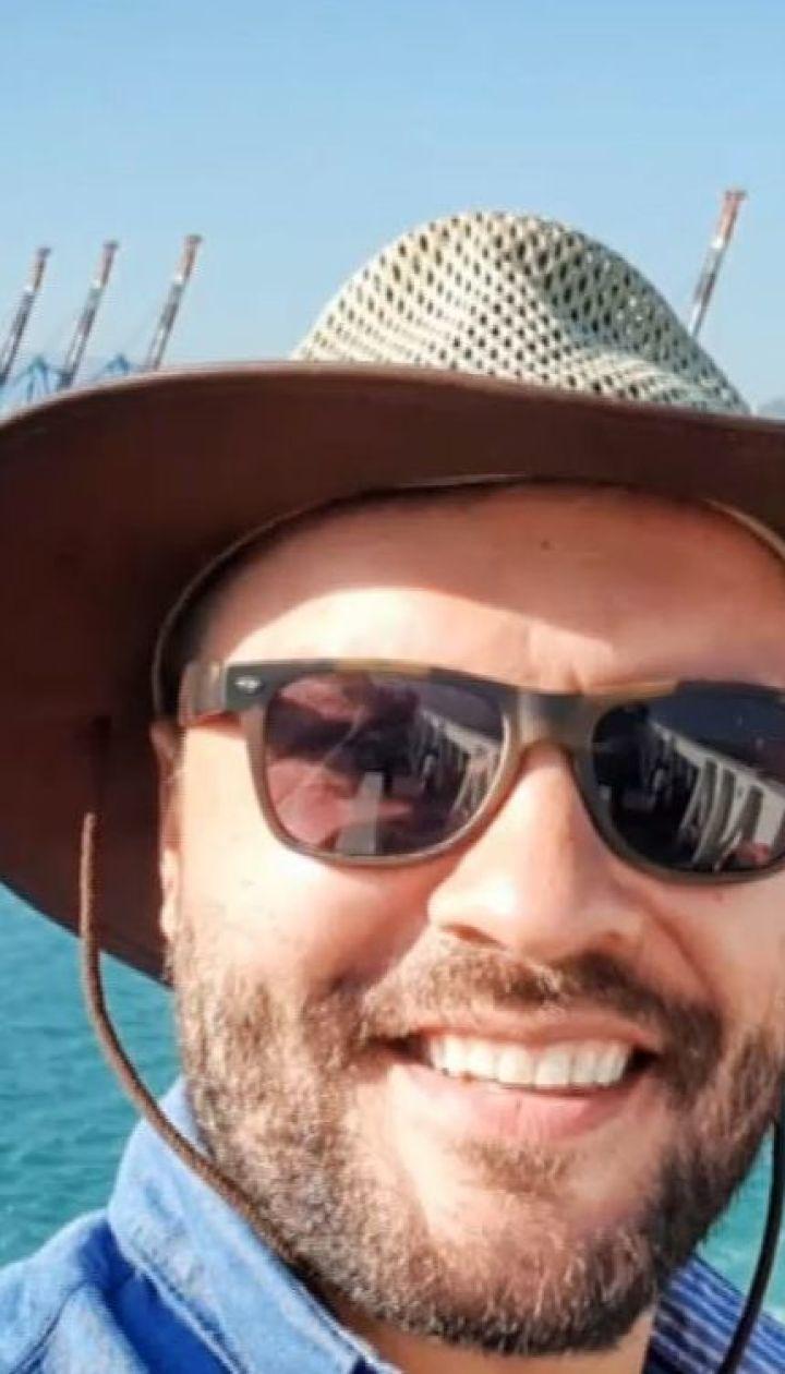 В Ірані звільнили українського мандрівника Артемія Суріна