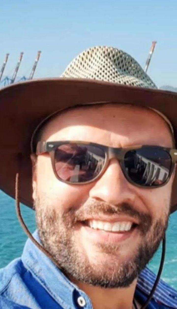 В Иране освободили украинского путешественника Артемия Сурина