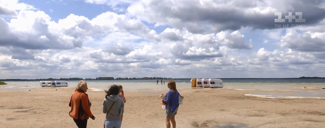 На Волині катастрофічно обміліло найбільше озеро України