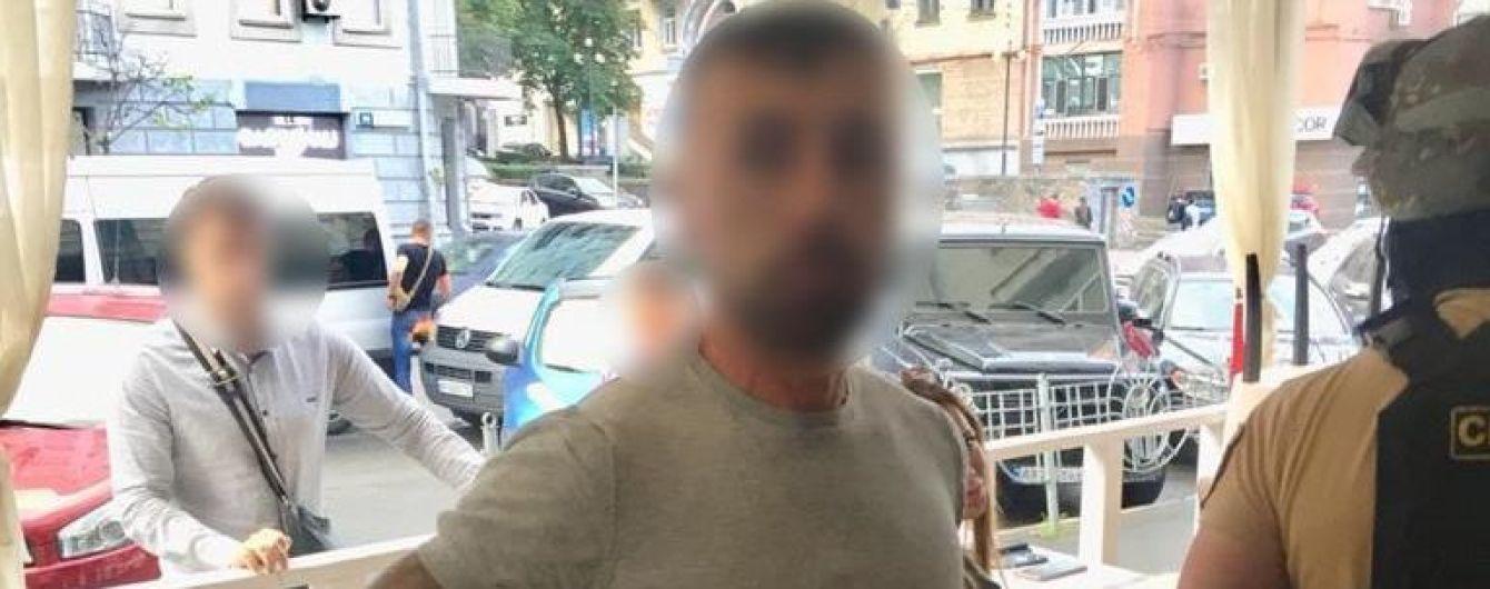 В Киеве задержали гражданина Турции, который на родине убил профессора