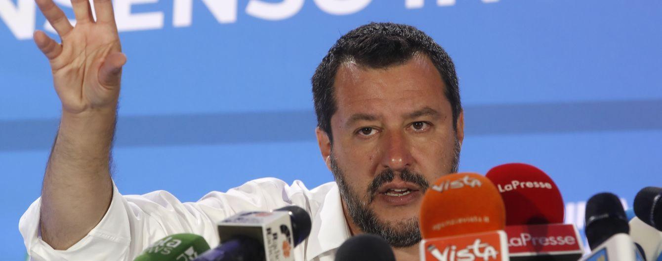 В Италии заговорили о досрочных выборах