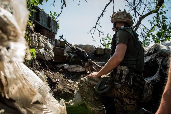 Бойовики на Донбасі 13 разів порушували режим припинення вогню