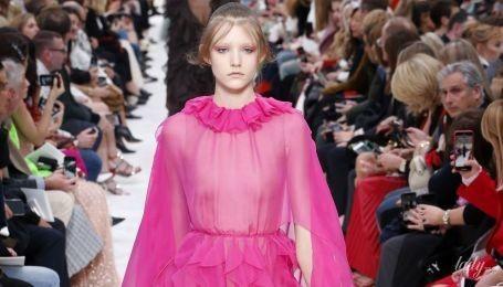 Гімн коханню в колекції Valentino сезону осінь-зима 2019-2020