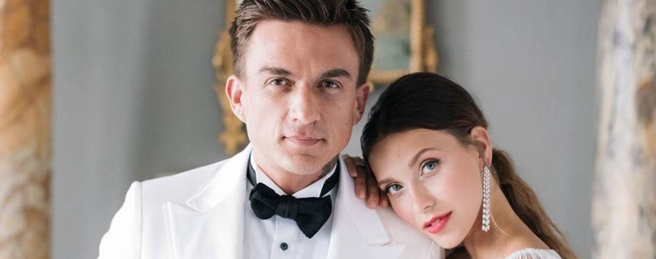 Регина Тодоренко поделилась первыми официальными фото со свадьбы с Топаловым