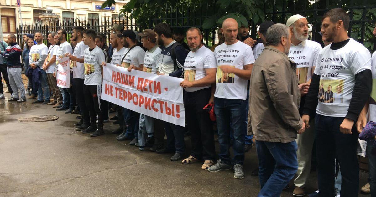 @ Крымская солидарность