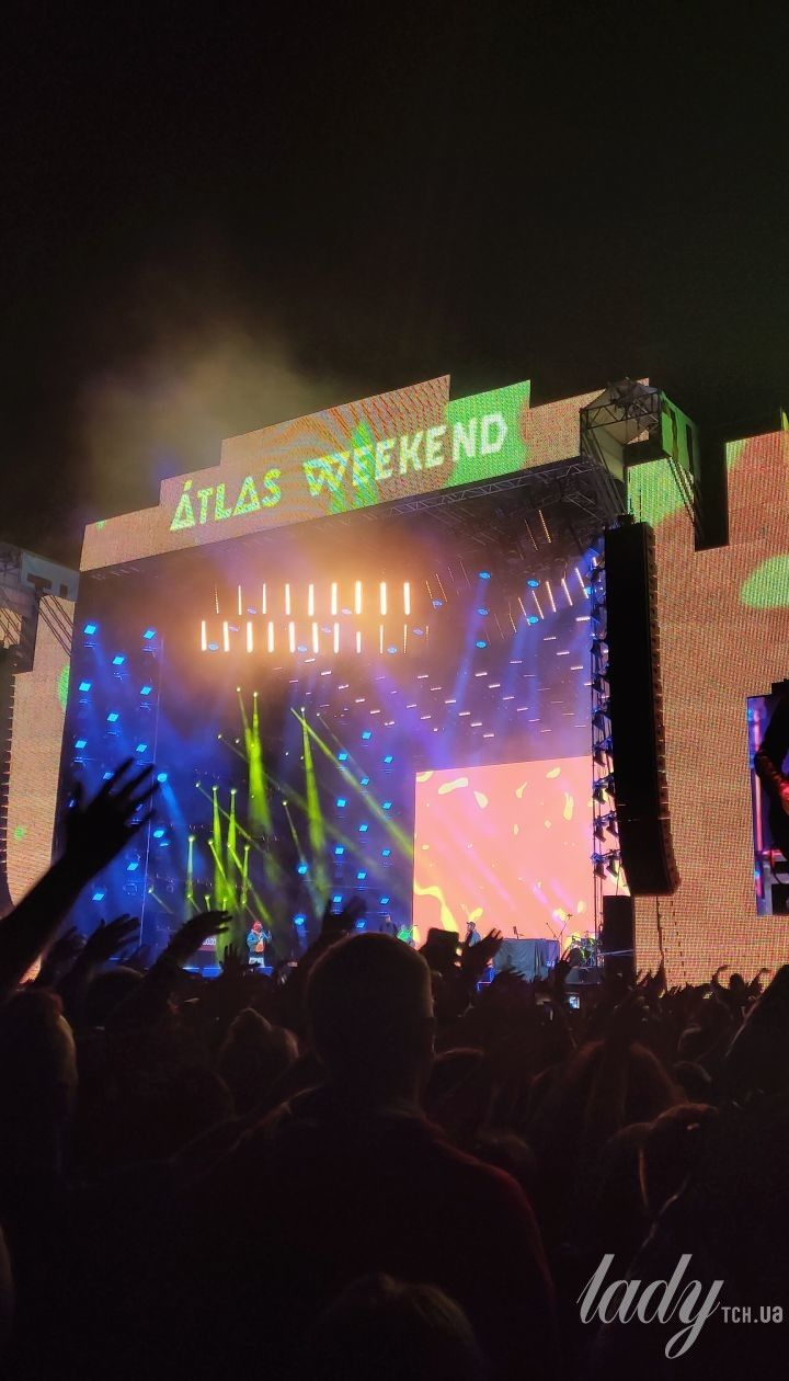 Black Eyed Peas на Atlas Weekend