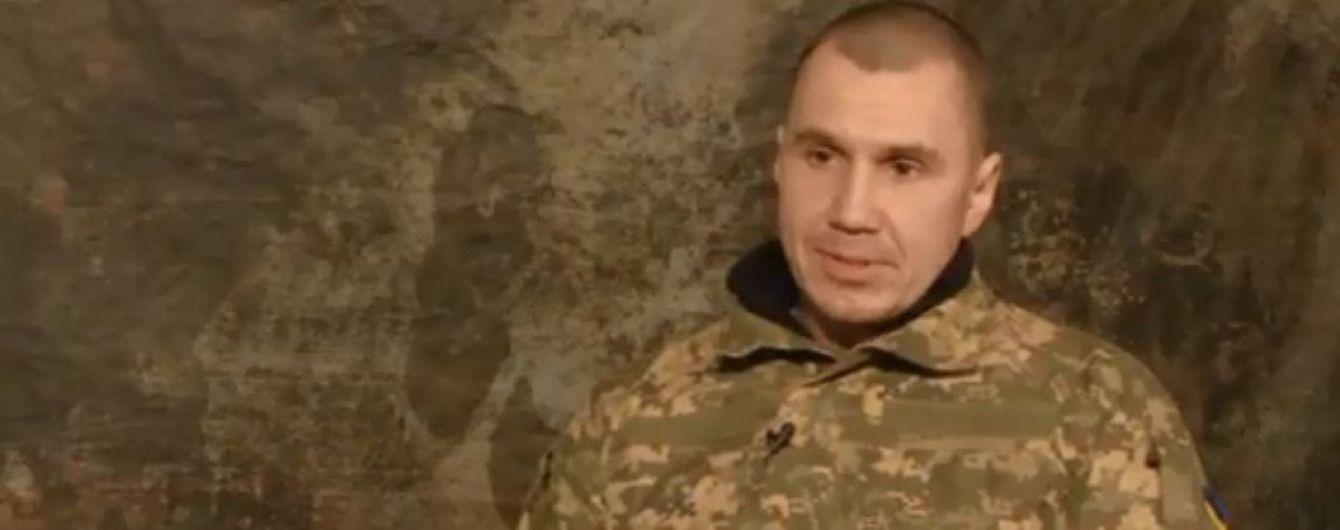 Народный Герой Украины Колодяжный умер в больнице после четвертого ранения на Донбассе
