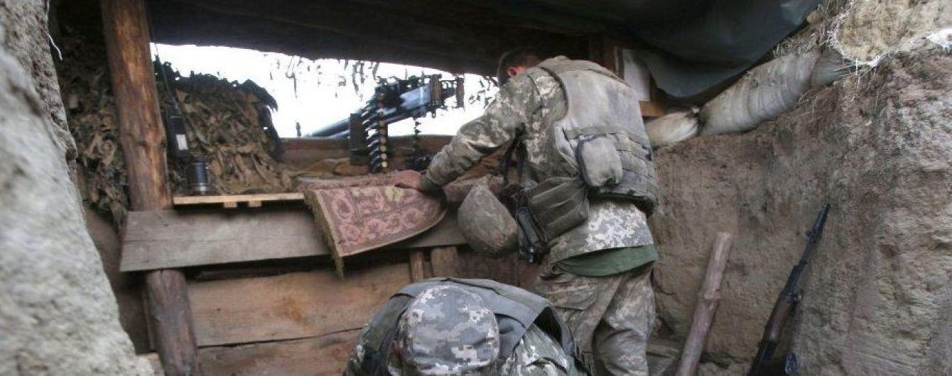 Ситуация в ООС: оккупанты существенно уменьшили количество обстрелов