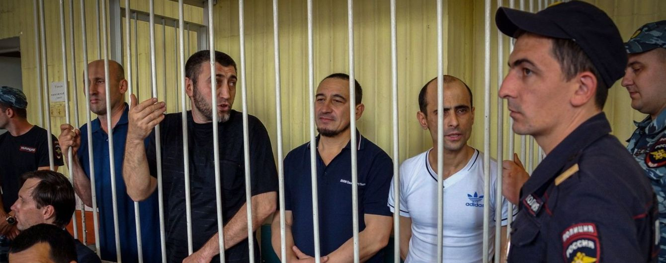 """Дело """"Хизб ут-Тахрир"""": троих крымских татар этапировали в колонии в России"""