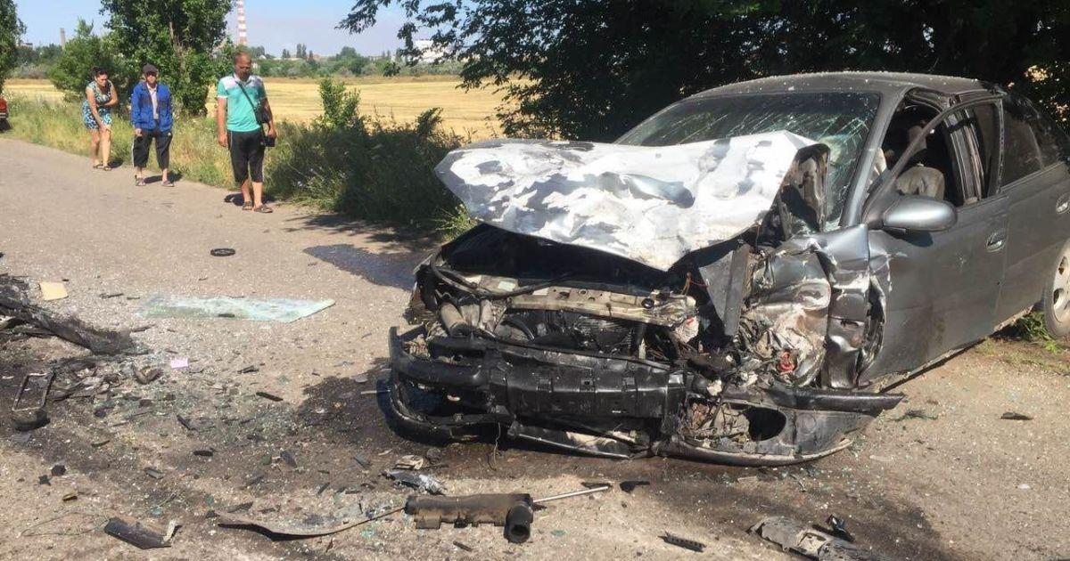 """10-річний хлопчик за кермом """"Жигулів""""загинувв аварії на Миколаївщині"""