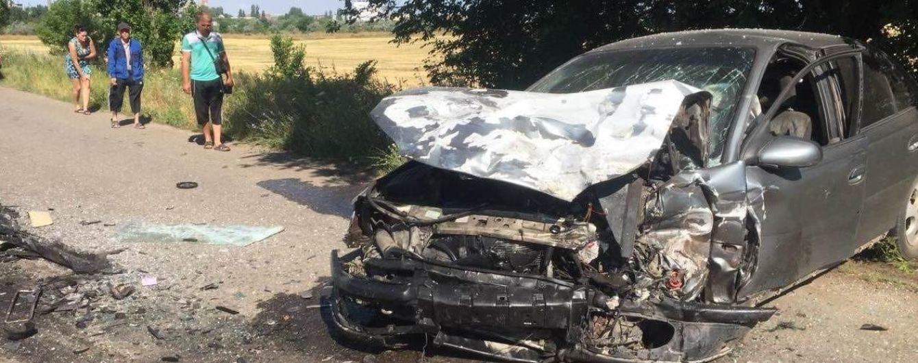"""10-летний мальчик за рулем """"Жигулей"""" погиб в аварии на Николаевщине"""