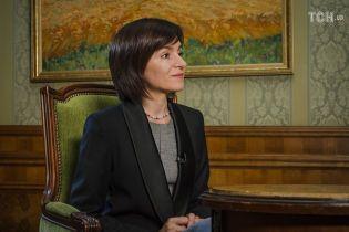 Проблема Придністров'я стане однією з тем зустрічі прем'єрки Молдови і Зеленського