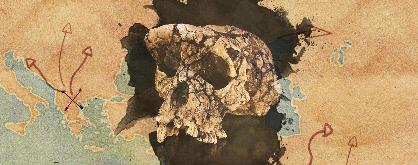 Вчені знайшли рештки найдавнішої людини у Європі. Як це змінює наше уявлення про Homo Sapiens