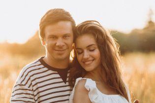 Дмитро Комаров розповів про містичне знайомство зі своєю дружиною